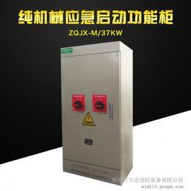 消防机械启动应急装置消防泵控制柜消防泵纯机械应急启动控制柜