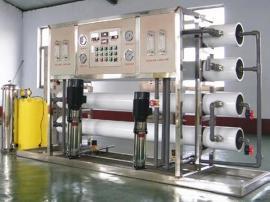 海参养殖超滤水处理设备须EDI电除盐设备