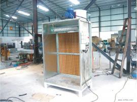 干式喷漆柜 喷涂线喷漆过滤集尘柜 喷油漆雾过滤器厂家