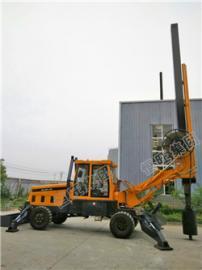 旋挖钻机厂家 小型旋挖钻机 建筑打桩专用