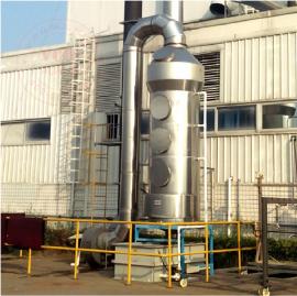 旋流板脱硫除尘塔 锅炉窑炉冲天炉烟尘净化塔工程设计厂家