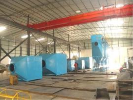 有机废气净化器 工业废气活性碳吸收塔 废气吸附塔制造厂家