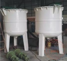 塑料化工反应罐 PP/PVC聚丙烯搅拌槽缸设计订制加工
