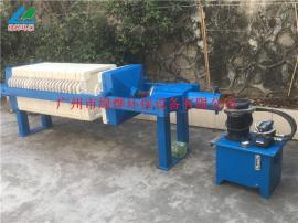 电镀厂污水板框压滤机