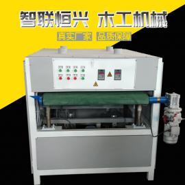 全新底漆砂光机用途重型宽带砂光机用途视频厂家直销包邮