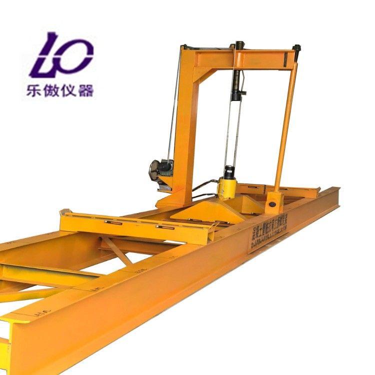 LAGZ-1000KN数显式混凝土管桩抗弯抗剪试验机