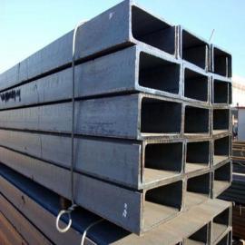 钢缘9米6米槽钢Q235B实时报价