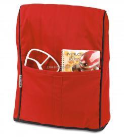 美国厨宝搅拌机配件搅拌机防尘罩/布红色适5K5SS 5KPM5