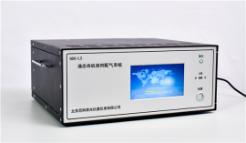 液态有机溶剂配气系统 尼科仪器 GDS-L2 配制液态有机溶剂