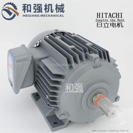日立马达/进口HITACHI三相电机TFO-K 2HP日立1.5KW异步电机