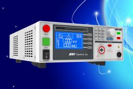 尚�V程控绝缘电阻测试仪SW3411C1(1KVDC/9999MΩ)