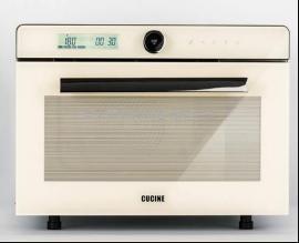 意大利CUCINE�_式蒸烤一�w�C32L家用蒸箱烤箱CS32P