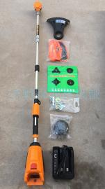 传峰TPFT5614电动割草机 传峰58v锂电割灌机 充电式打草机除草机