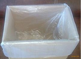 海运铝箔袋集装箱内衬PE袋机械真空包装袋