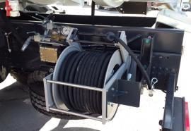 威驰WEIZ定制消防卷管器 定做非标卷管器 特殊大型卷盘 电缆卷盘