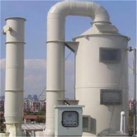 废气处理设备喷淋塔设备