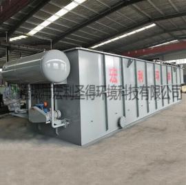 宏利溶气气浮机 高效绿色平流式溶气气浮机 应用范围广