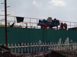 高温热裂解设备油泥分离设备