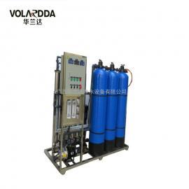 华兰达提供专业化的校园直饮水设备 双级反渗透设备生产厂家