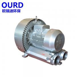 吸料机专用1.5KW旋涡气泵、上料机专用2.2KW旋涡风机