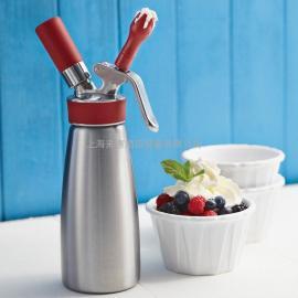 奥地利isi不锈钢发泡器0.5L冷热两用1603奶油瓶进口裱花枪虹吸瓶
