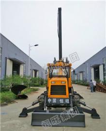 厂家直供旋挖机 大孔径打桩机 小型旋挖机