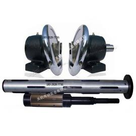 可来图定制悬臂式气涨轴凸键式气胀棍钢制单臂轴制造厂家批发