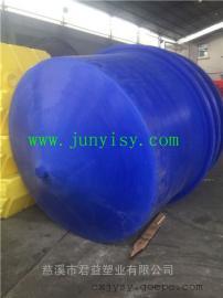 温室养虾桶 1.5吨塑料养殖桶 对虾养殖桶厂家直销