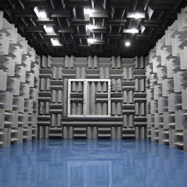 全半消转换实验室 消声室