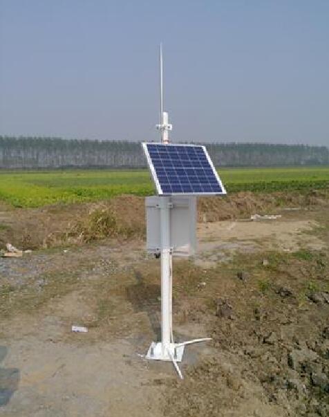 9通道地表土壤水分监测仪