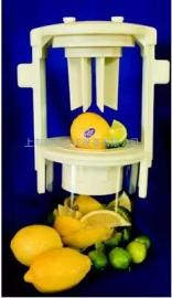 美国sunkist水果分切器蔬果切割器二等份高效手动切水果器均等