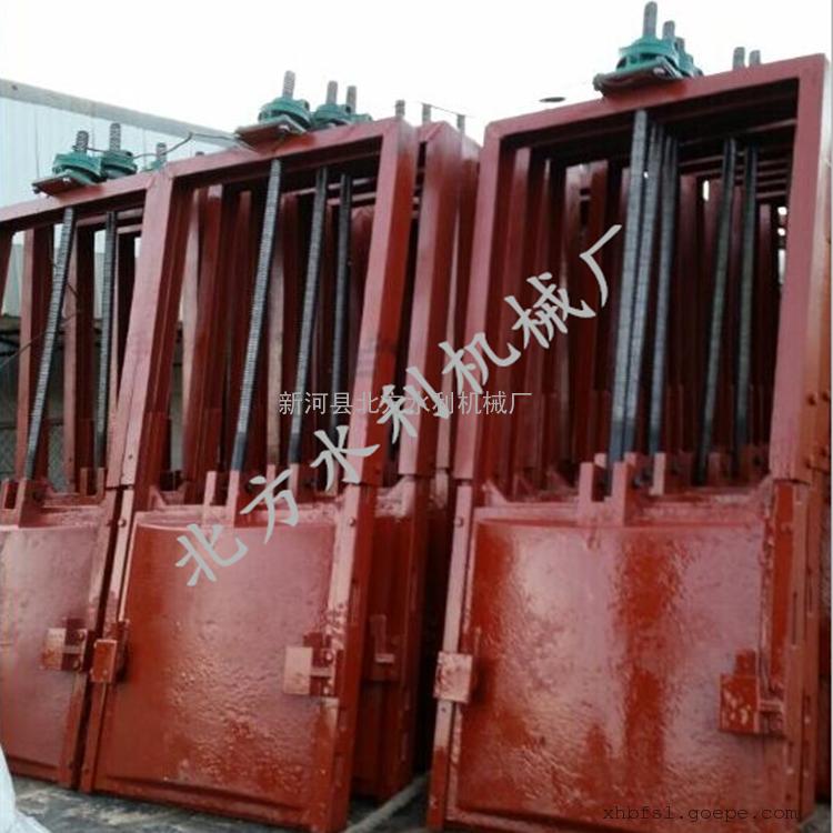 水利工程铸铁闸门