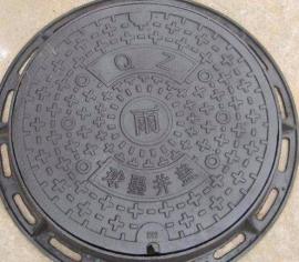 漳 州球墨铸铁井盖