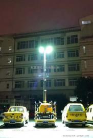 机器人装卸移动照明灯塔