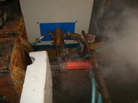 供应新一代电机转子热配合热装机,高频淬火机