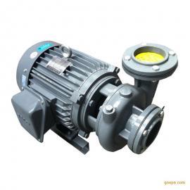 厂家供应污水泵 环保耐酸碱塑料泵卧式离心泵单吸式循环水泵