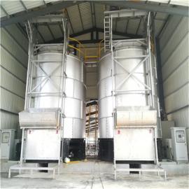 大型畜禽粪便高温发酵设备