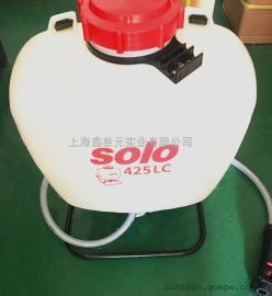 德国索逻solo425喷雾器 疾控消杀喷雾器 背负式手动加压打药机