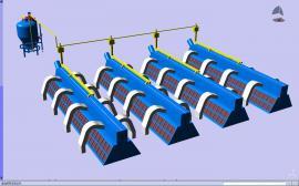 电解槽氟化盐料箱自动加料系统