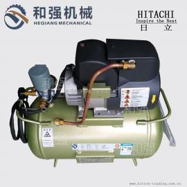 销售日立活塞机HITACHI空压机0.4LE-8S5C