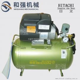 出售HITACHI活塞机日立空压机0.2LE-8S5CL