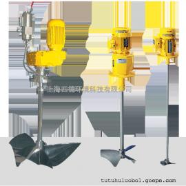 米顿罗HM Series系列顶进式搅拌机