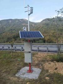 超声波一体气象站,交通运输一体化气象站,户外野地气象站