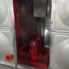 消防专用BDF装配式不锈钢水箱型号