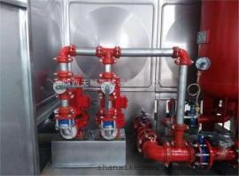 供水箱泵一体化技术