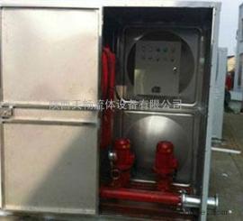 消防专用BDF装配式不锈钢水箱性能