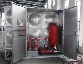 箱泵一体化供水设备停机的原因及解决措施