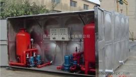 消防专用BDF装配式不锈钢水箱前景