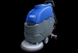 工厂环氧地坪用洗地机 威卓手推式洗地机X3d