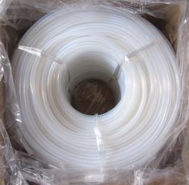 蠕动泵硅胶软管-鑫鸿管业批量供应-食品级透明硅胶软管